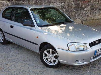 usado Hyundai Accent 1.5 CRDI AC Nacional