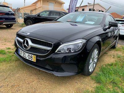 usado Mercedes CLS220 ---