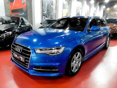 usado Audi A6 Avant 2.0 TDi Look S-Line