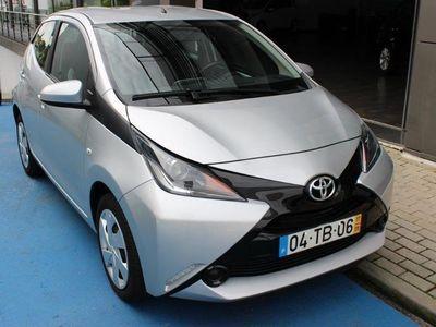 used Toyota Aygo X-Play AC