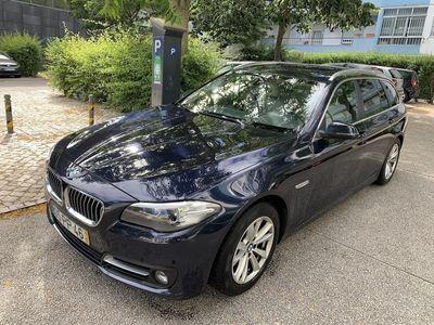 gebraucht BMW 520 d Touring 190cv