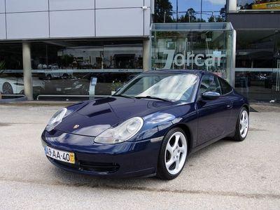 używany Porsche 911 Carrera 996