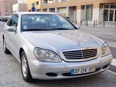 usado Mercedes S320 CDI Full extras IUC