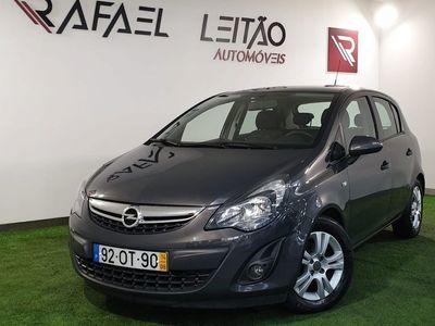usado Opel Corsa 1.3 CDTI / NACIONAL / ÚNICO DONO