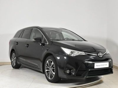 usado Toyota Avensis AvensisSW 2.0 D-4D Exclusive+GPS