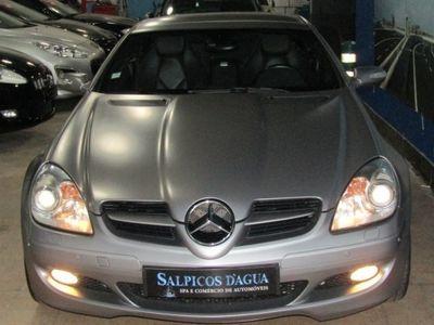 usado Mercedes SLK200 ClasseK Aut.