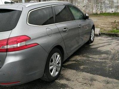 usado Peugeot 308 308SW 1.6 HDi 120cv