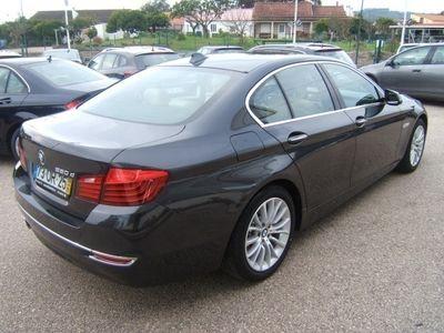 usado BMW 520 d Line Luxury Auto (190cv) (4p)
