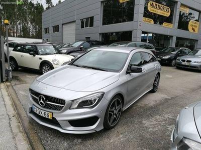 usado Mercedes CLA180 Classed AMG Line