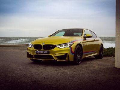 usado BMW M4 Competition