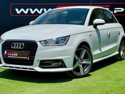 usado Audi A1 Sportback S LINE