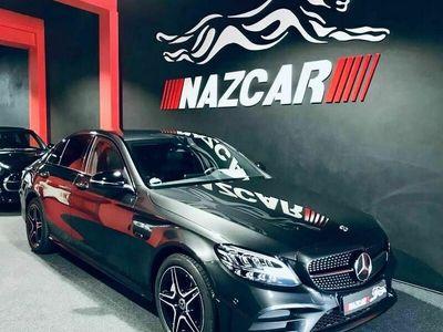 usado Mercedes C300 amg HIBRIDO PLUG - IN (306 cv)
