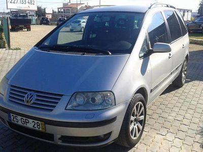 usado VW Sharan 1.9cc tdi 130cv