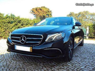 usado Mercedes E300 AVANTGARDE 245cv