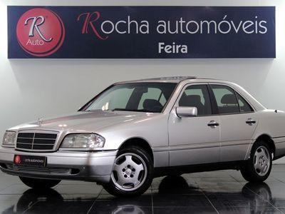 usado Mercedes C200 ClasseD 2.0