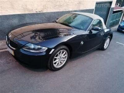 usado BMW Z4 2.0 (150cv) (2p), Gasolina