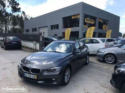 usado BMW 318 d Auto