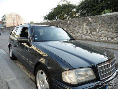 usado Mercedes C250 250 TD Sport