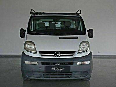 usado Opel Vivaro 1.9 CDTI 3 LUG.