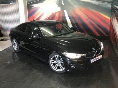 usado BMW 420 d Coupe Auto Pack M GPS Prof.