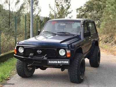 usado Nissan Patrol GR y60 TT