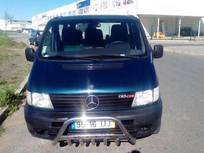 gebraucht Mercedes Vito 110 CDI 6 lugares