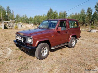 brugt Nissan Patrol 2.8 td