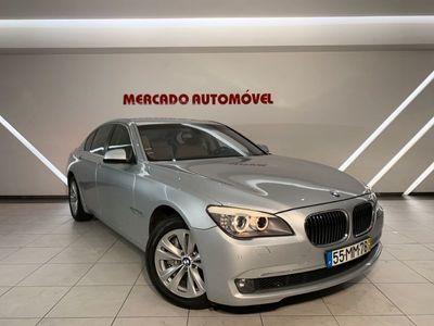 usado BMW 740 d Auto