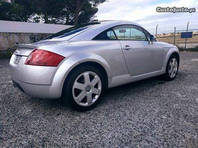 usado Audi TT 1800 turbo 180 CV