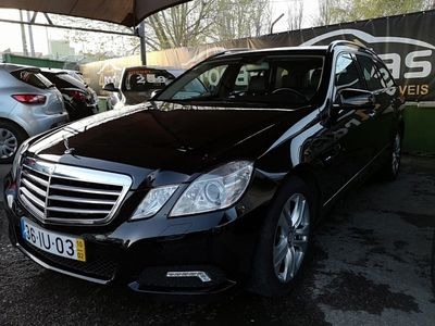 usado Mercedes E350 100