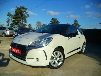 usado DS Automobiles DS3 BE CHIC 1.6 HDI 100CV