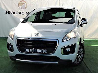 usado Peugeot 3008 Style 1.6 BlueHDi 120 cv