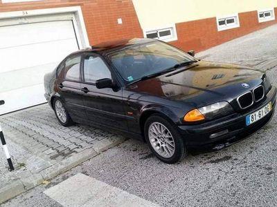 usado BMW 320 320 d impecável -