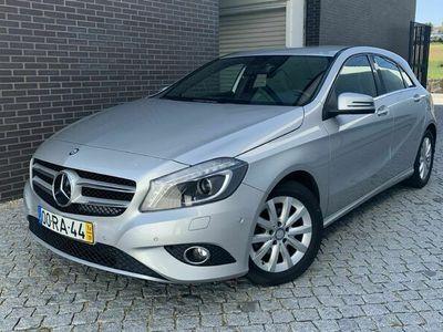 usado Mercedes A180 Blue Efficiency Edition