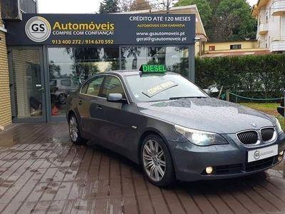 usado BMW 525 C/Novo