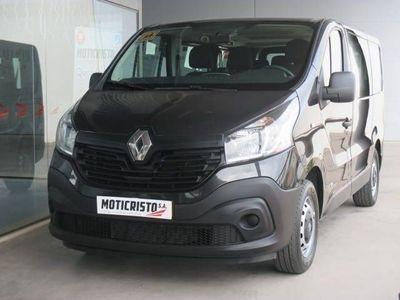 usado Renault Trafic L1H1 9 Lug Transporte de Crianças