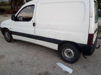 used Citroën Berlingo 1.9D