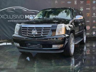 usado Cadillac Escalade 6.2 V8 Luxury 7 Lugares GPL