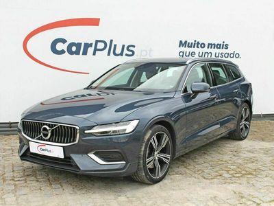 usado Volvo V60 2.0 D4 190 Inscription Geartronic 2018