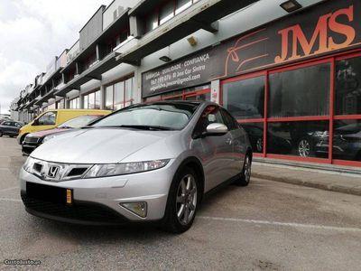 usado Honda Civic 2.2 I-CTDI de 140 cv