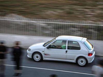 usado Peugeot 106 Rallye S2