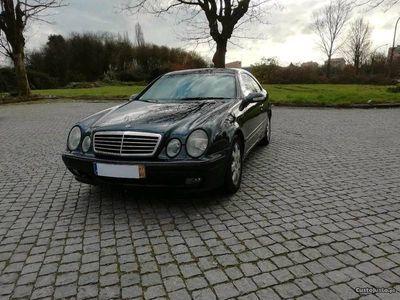 usado Mercedes CLK200 avangard