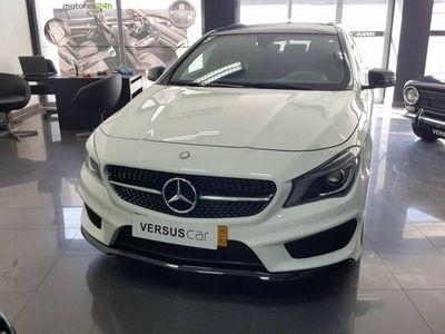 usado Mercedes CLA220 ClasseCDi AMG Line Aut. (170cv) (4p)