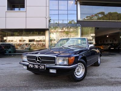 "usado Mercedes SL450 V8 ""Dallas"""