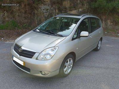 usado Toyota Corolla Verso 1.6 Sol GPL