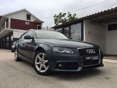 used Audi A4 Avant 2.0TDI S-Line