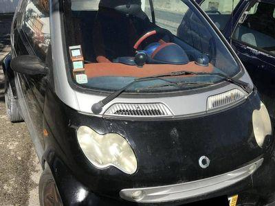 usado Smart ForTwo Coupé Cabrio