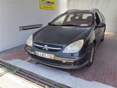 usado Citroën C5 2.2 HDi Exclusive
