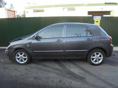 brugt Toyota Corolla 2.0d Sinistrado