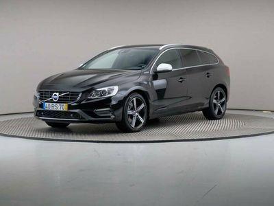 usado Volvo V60 2.4 D6 R-Design AWD Phev